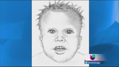 Presentan retrato hablado de menor encontrado en Garfield Park
