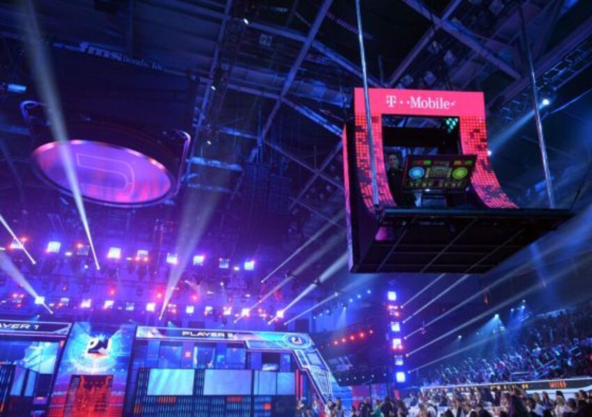 DJ Marcos Casassa prendió a todos durante la entrega de Premios Juventud...
