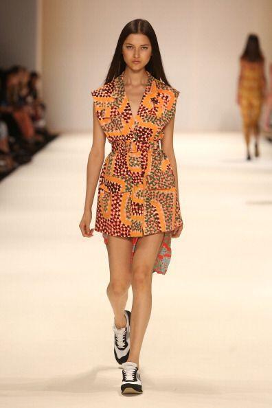 ¡Brasil y la moda tribal se llevan de maravilla! Aprovecha para lucir tu...