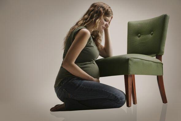 Debido a que el bebé aumenta de tamaño, seguirás subiendo de peso, así q...