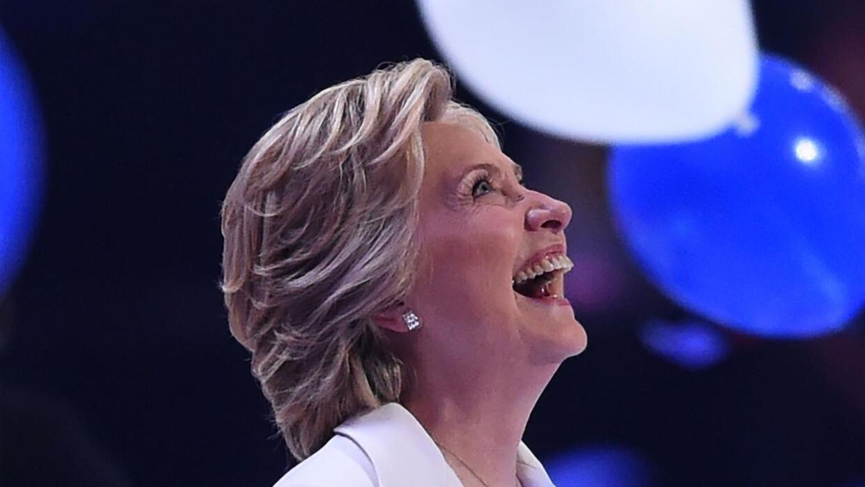 Hillary Clinton, la primera mujer candidata a la presidencia de Estados...