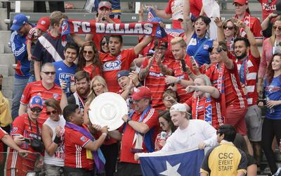 Tras ganar el Supporters' Shield FC Dallas busca la 'triple corona'.