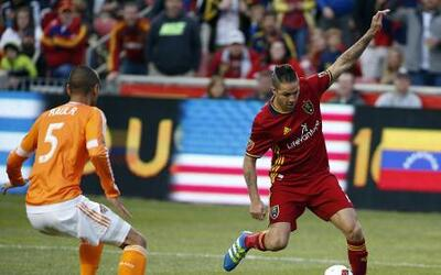Real Salt Lake remontan y mantienen su invito como locales sobre Houston