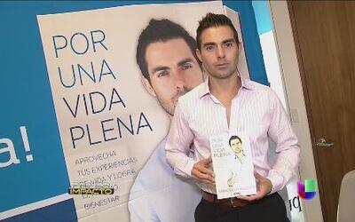 Ernesto D'Alessio vivió en la calle y alejado de su madre adicta