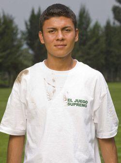 Gonzalo López le quiere demostrar a sus padres que su talento fut...