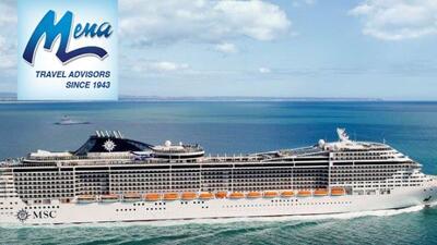 Inscribete para participar y podrias ganar este espectacular crucero que...
