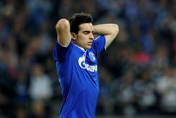 El Schalke aguantó 67 minutos, pero no pudo más.