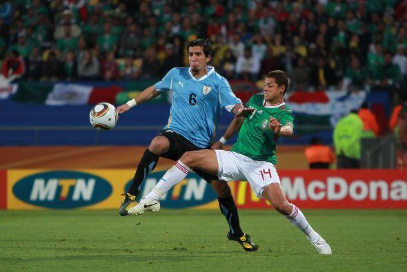 Luego llegó el partido ante Uruguay. Se consiguió la clasi...