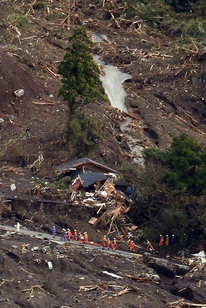 En el barrio tokiota de Machida, una mujer de unos 40 años murió ahogada...