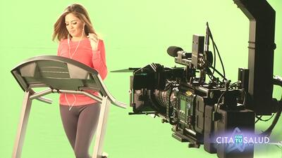 Detrás de cámaras: ¡No te pierdas el nuevo Cita Con Tu Salud!