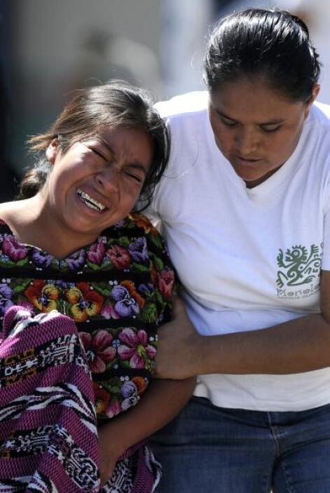 Horas después, la turba capturó a Jorge Ramos, de 20 años, señalado de s...