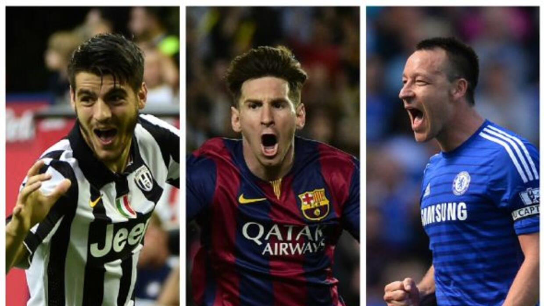 Champions League cabezas de serie