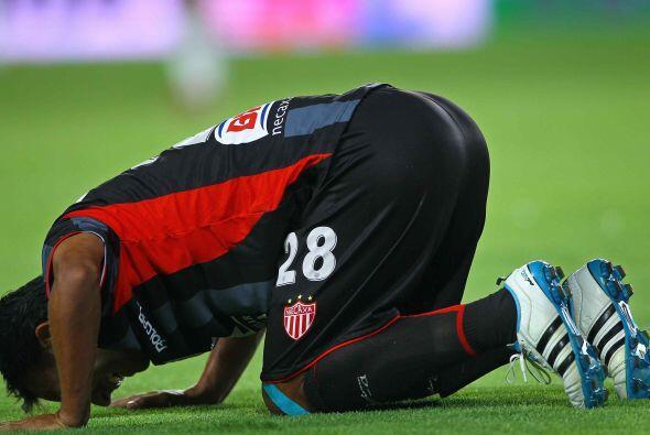 En la primera jornada del Clausura 2011, Necaxa cayó 1-0 ante Chi...