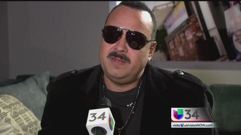 Pepe Aguilar abre su corazón en La Mesa