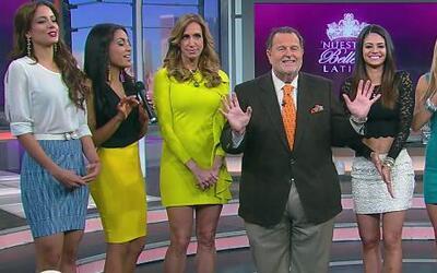 ¿Raúl de Molina tiene una chica de Nuestra Belleza Latina preferida?