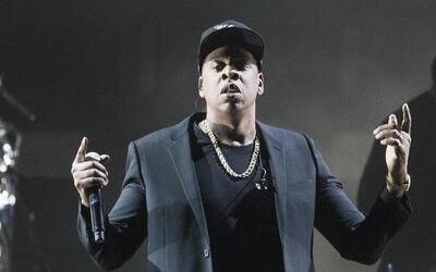 En esta foto del 4 de febrero del 2016, Jay Z actúa durante un ev...