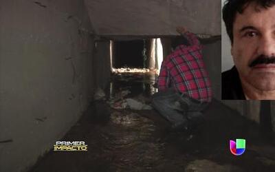 Joaquín El Chapo Guzmán tenía un plan de escape a través de túneles