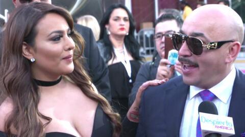 Lupillo Rivera y su esposa aprovecharon las noches de Miami para hacer t...