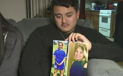Familiares y amigos recuerdan a joven que murió en un accidente de tráfi...