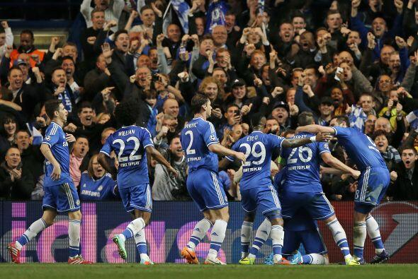 Los 'Blues' ya se sentían en cuartos de final, aunque aún...