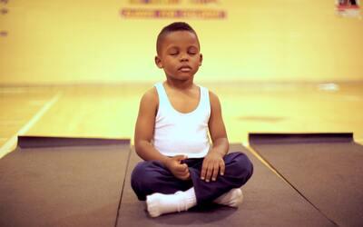 Meditación en las escuelas