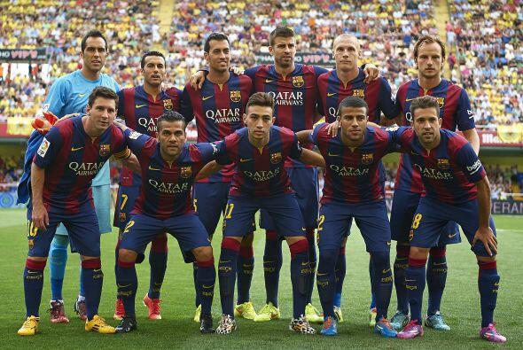 El Barcelona parece haber compensado bien sus bajas, e incluso puede hab...