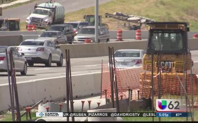 Autopista MOPAC sigue con retrasos