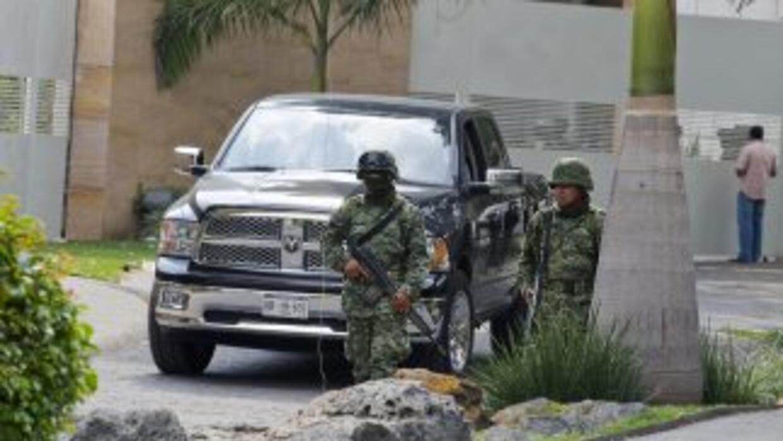 Morelos, al centro de México, es una de las entidades más golpeadas por...