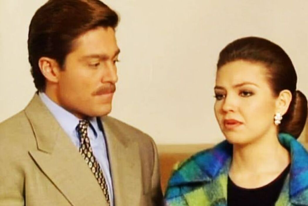 La relación no duró mucho pero esta pareja aún es recordada.
