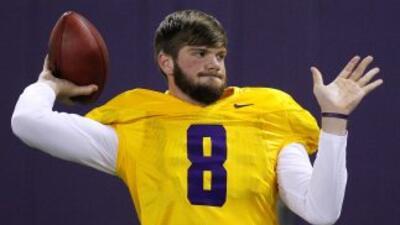 Zach Mettenberger se incorporará a Tennessee con una oportunidad legítim...