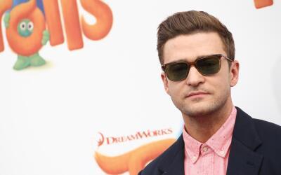 Justin Timberlake se tomó una fotografía en un centro de v...