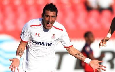 Toluca goleó 3-0 a Veracruz en la jornada 7 de la Liga MX