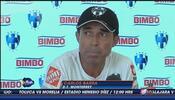 Carlos Barra: 'Buscamos ganar'