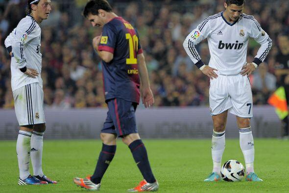 Ya con la ventaja a su favor, muchos pensaban que el Barcelona vendría a...