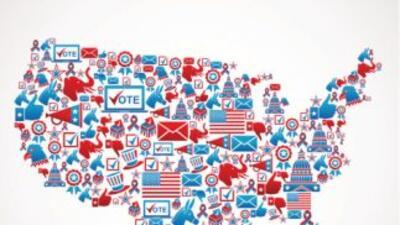 Estados Unidos elige este martes a 36 gobernadores.