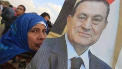 El abogado de Hosni Mubarak alegó la falta de pruebas que demuestren que...