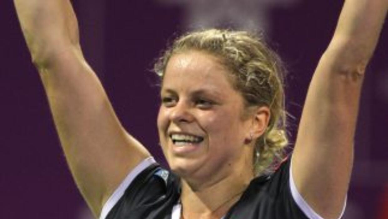 Clijsters ha ganado 36 títulos en individuales durante su carrera.