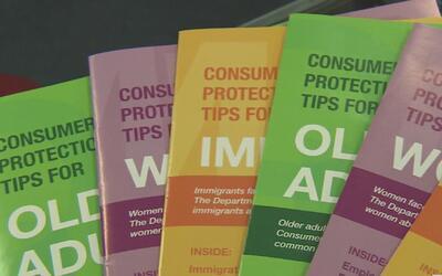 El Departamento de Asuntos del Consumidor ofrece ayuda gratuita a la pob...