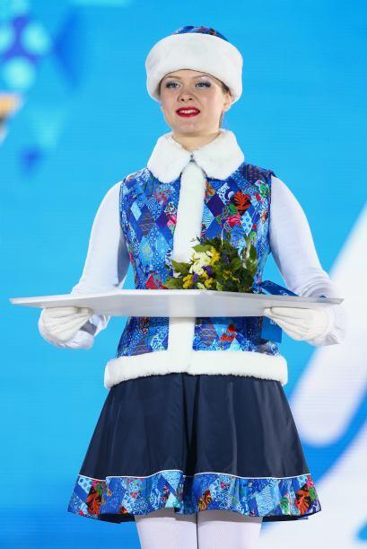 La belleza rusa también se hace presente en las chicas que entregan los...