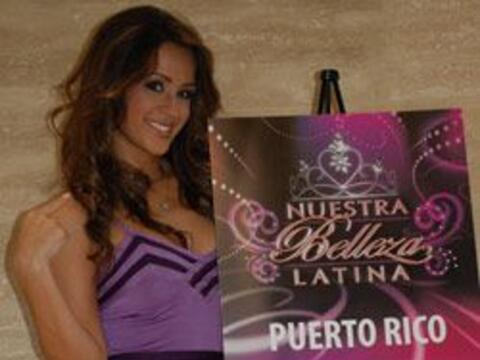 Melissa Marty regresó a Puerto Rico para recordar sus pasos a un...