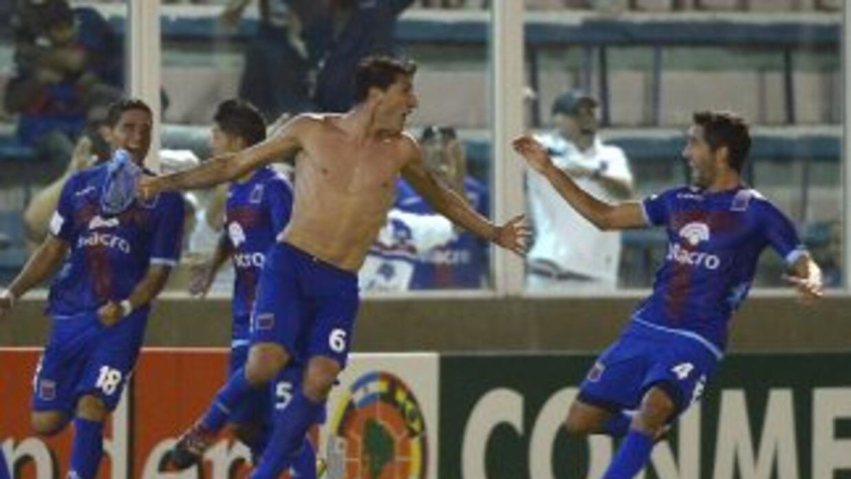 Tigre logró un agónico triunfo ante Palmeiras por 1-0 con un gol de Gabr...