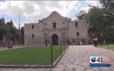 Buscan vestigios históricos en El Alamo