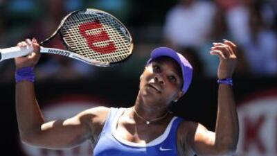 Serena fue eliminada por la rusa Ekaterina Makarova