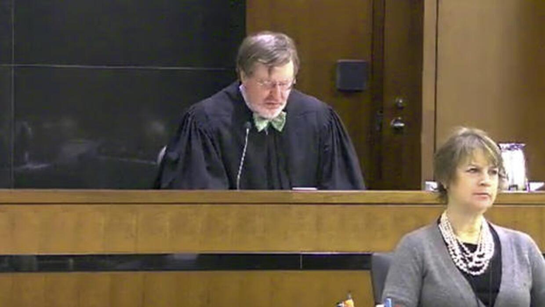 El juez James Robart anuló temporalmente el veto migratorio de Tr...