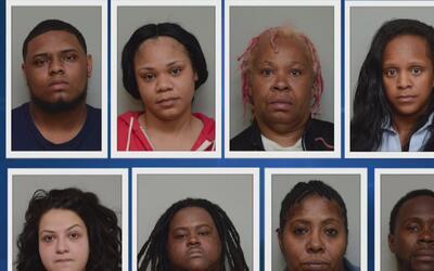 Operación antidrogas permitió la captura de 31 personas en Nueva Jersey
