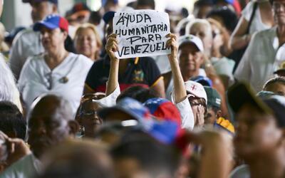 Las protestas en Venezuela se multiplicaron en los últimos años.