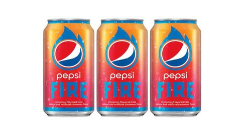 Pepsi Fire