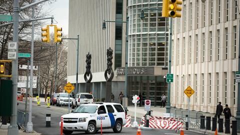 Por qué 'El Chapo' compareció en una corte de Nueva York y no lo hizo en...