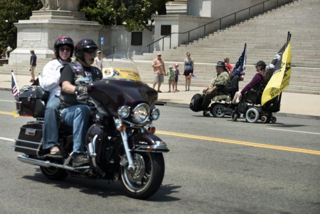 La Avenida de la Constitución, en Washington, es una de las más populare...