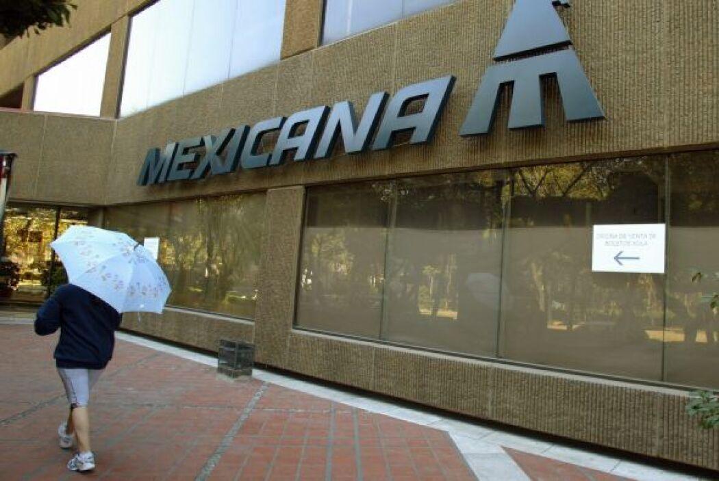 El cese de operaciones fue el 28 agosto de 2010 después de negociaciones...